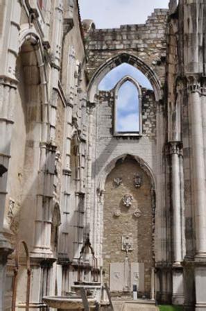 Carmo Convent, Chiado, Lisbon