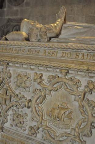 Tomb of Vasco da Gama, Jeronimos Monastery, Belem, Lisbon