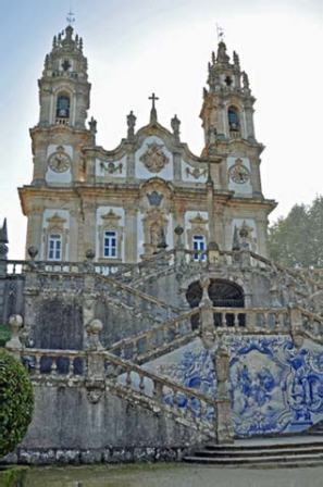 Our Lady of Remedies Church and Staircase, Lamego