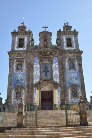 Church of St. Ildefonso, Porto