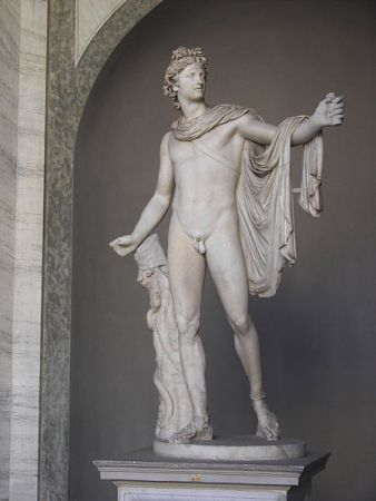 Apollo_Belvedere
