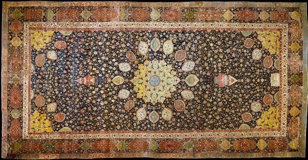 Ardabil_Carpet
