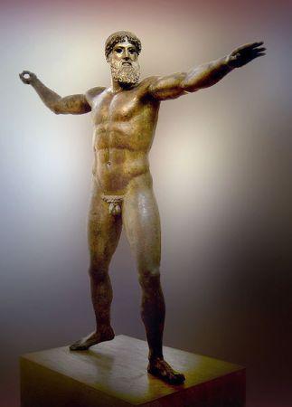 The Artemision Bronze.