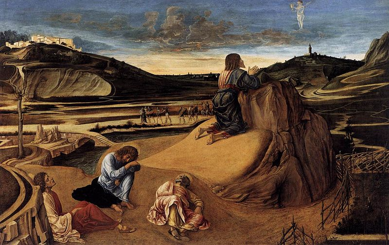 Bellini - Agony in the Garden