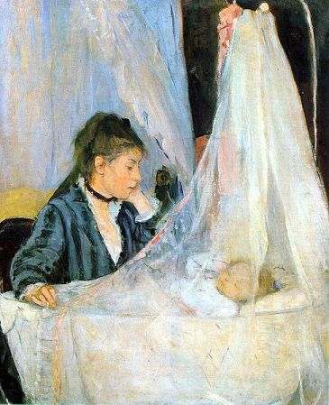 Berthe_Morisot_The_Cradle