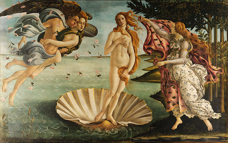 Birth of Venus 2