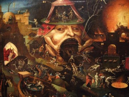 Bosch, Hell