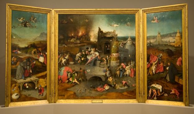 bosch st anthony triptych