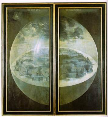 Bosch_- _The_Garden_of_Earthly_Delights_exterior_(shutters)