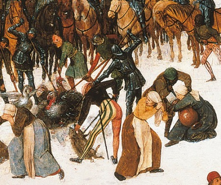 bruegel massacre
