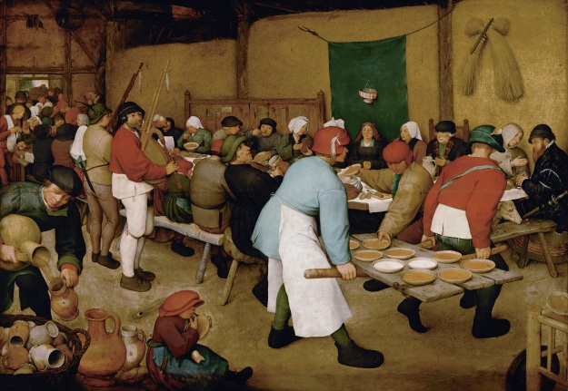 Bruegel_Peasant_Wedding_