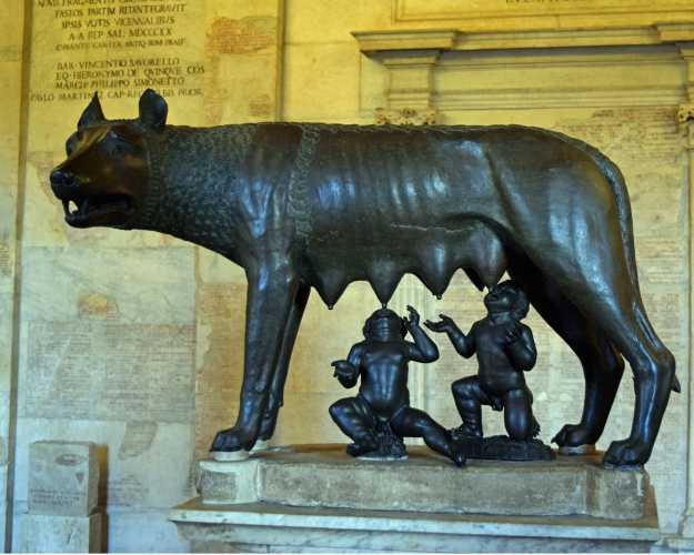 capitoline museums she wolf 1