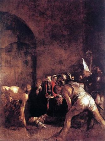 Caravaggio-Burial_of_St._Lucy