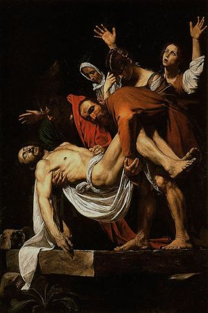 Caravaggio_-_Emtombment