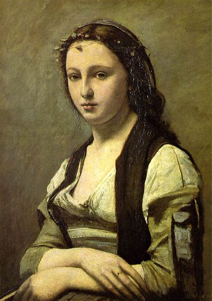 Corot_-_Woman_with_a_Pearl