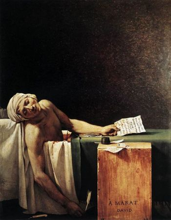 The Death of Marat.