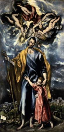 El_Greco_-_St_Joseph_and_the_Christ_Child_