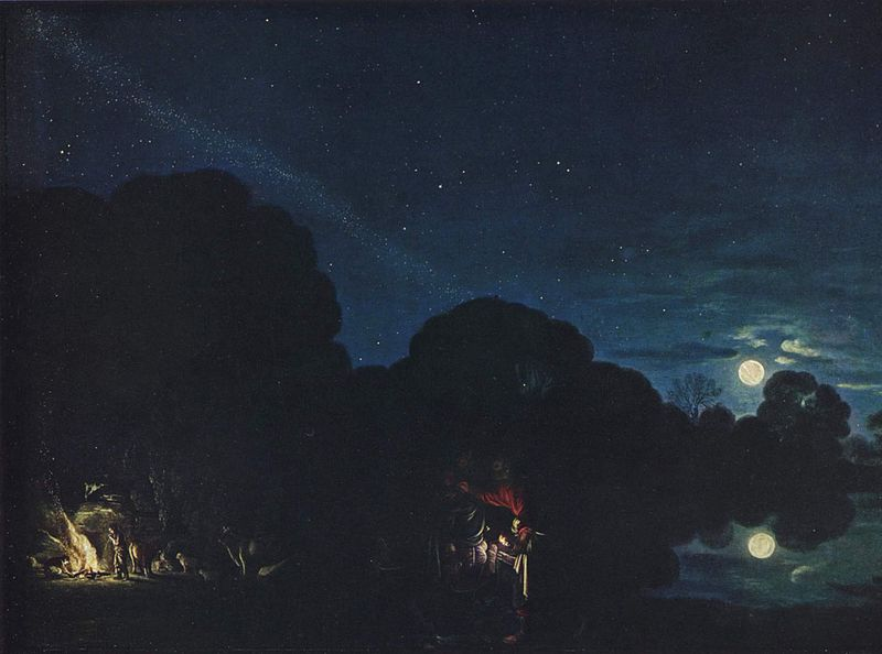 Elsheimer-Flight into egypt