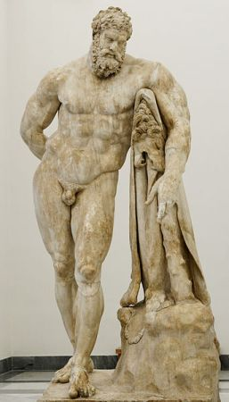 Farnese Heracles 2