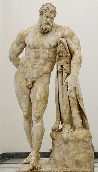 Farnese Heracles 2