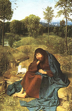 St. John the Baptist in the Wilderness.