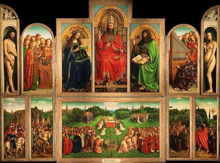 Ghent Altarpiece 2