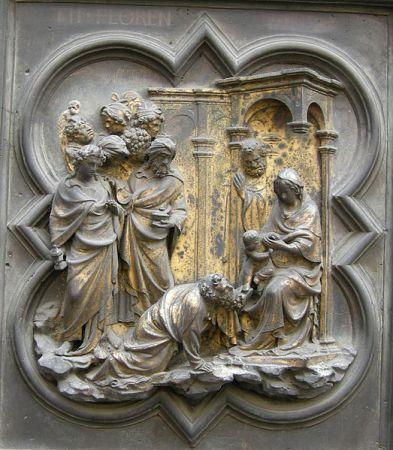 Ghiberti - Adorazione_dei_Magi