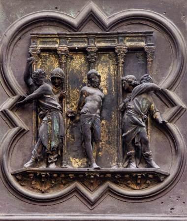 Andrea Pisano - Page 2 Ghiberti-the-flagellation-lorenzo-ghiberti