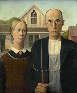 American Gothic.