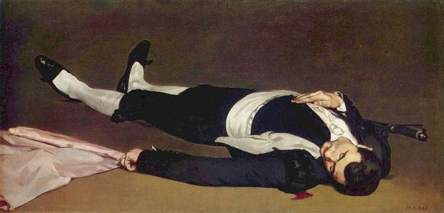 Manet - The Dead Terero