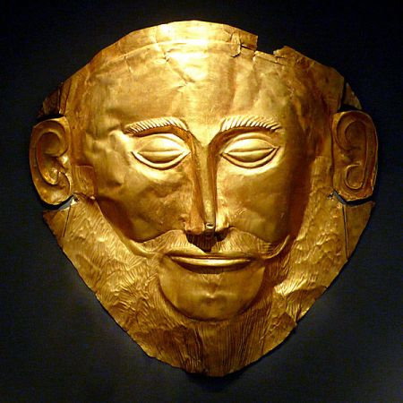 Mask of Agamemnon.