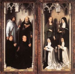 Memling outer panels