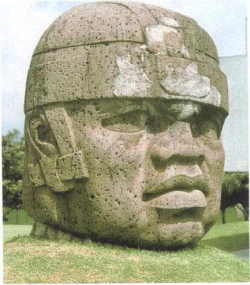olmec head 1