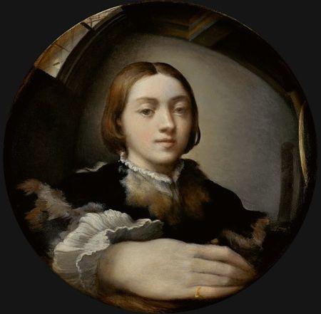 Parmigianino - Selfportrait