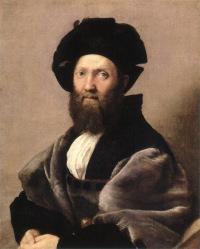Raphael's portrait of Baldassare Castiglione.
