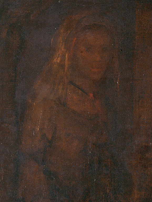 Rembrandt The_Return_of_the_Prodigal_Son detail
