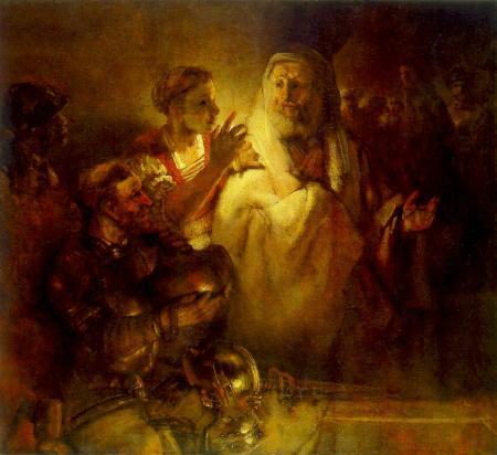 Rembrandt_-_Peter_Denying_Christ_