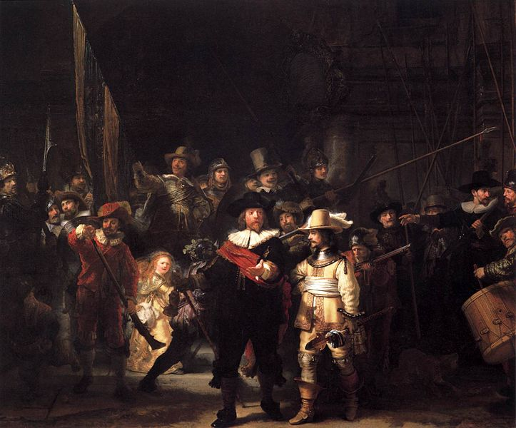 Rembrandt_-_The_Nightwatch 2