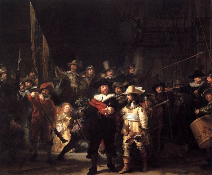 Rembrandt_-_The_Nightwatch 2
