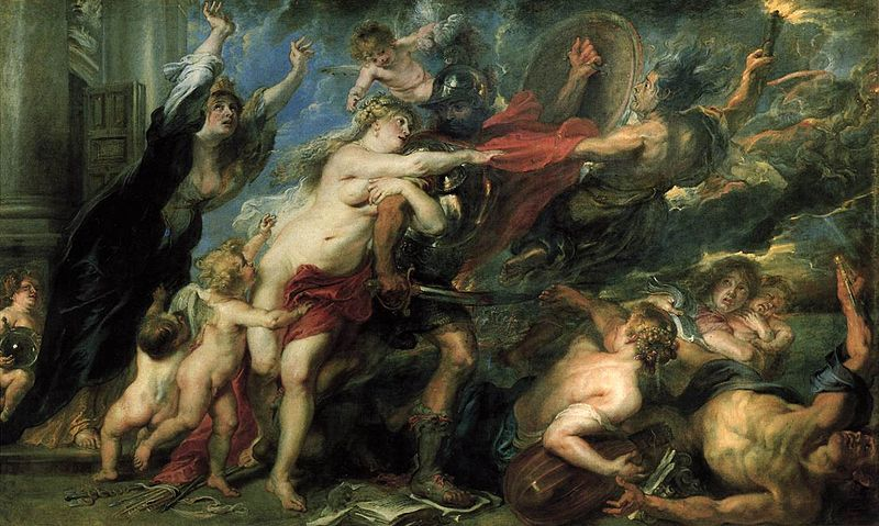 Rubens-Horrors of War