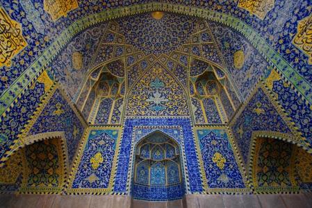 shah mosque 2