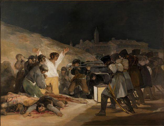 Third of May_Francisco_de_Goya