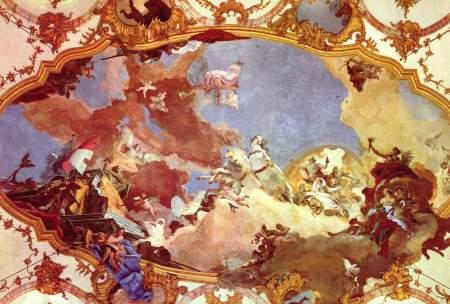 tiepolo allegorical ceiling