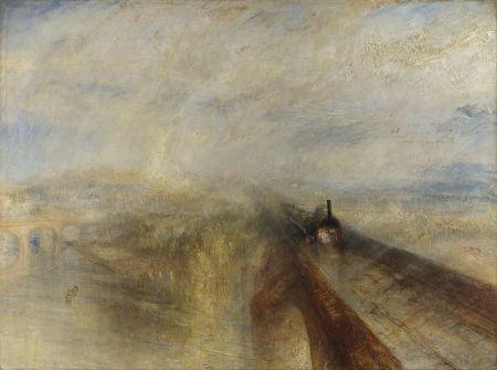 Rain, Steam and Speed.
