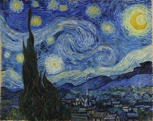 The Starry Night.