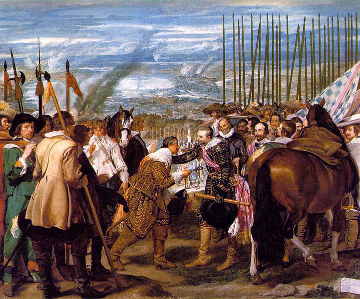Velazquez-Surrender of Breda