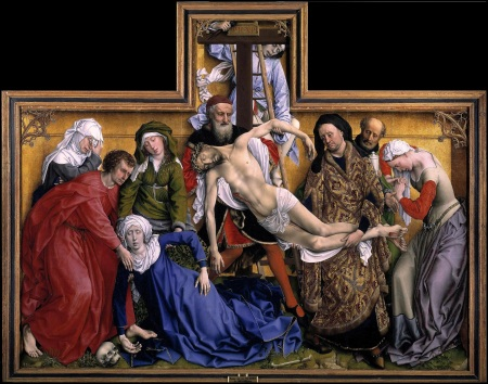 The Descent from the Cross (also known as The Deposition).