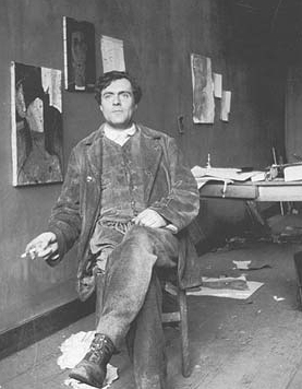 Amedeo Modigliani.