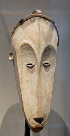 Fang Ngil Mask.