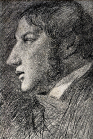 Self-Portrait of John Constable (1806).